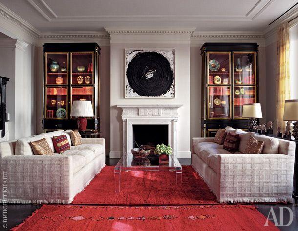 Дом в Нью-Йорке по проекту Питера Марино