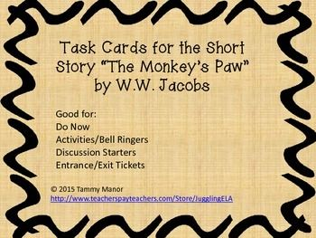 Are you tired of using handouts? Are you looking for a good way to differentiate? Have you tried using task cards? Task Cards are a great teaching tool that can be used in a variety of ways.