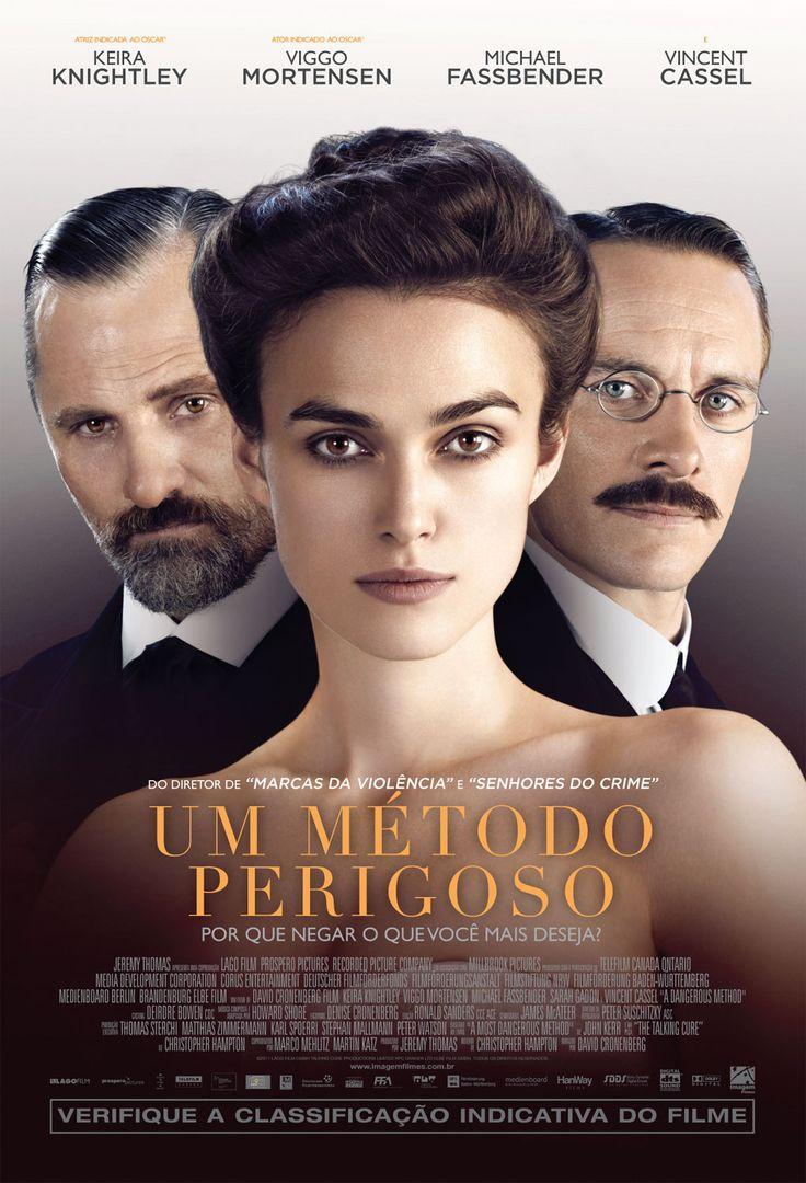 """A Dangerous Method"" in Portuguese ""Um método perigoso"" (Literal Translation)"