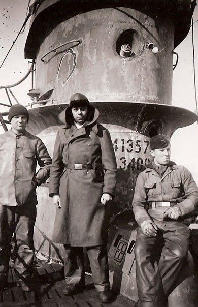 U-Boats ~ U-Boot U-379 Typ VIIC ~ BFD