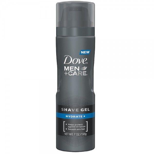 Dove Men+Care Shave Gel, Hydrate 7 oz [011111258525]
