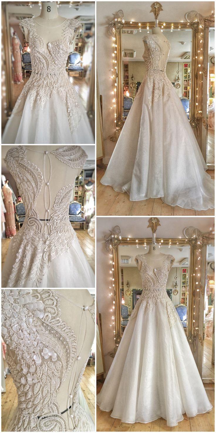Best 25 Ballerina Wedding Dresses Ideas On Pinterest