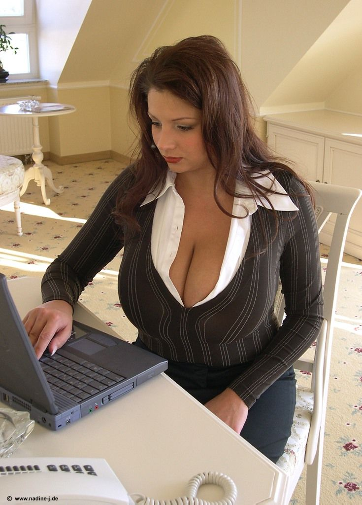 Sexy business girl xxx gif tits remarkable