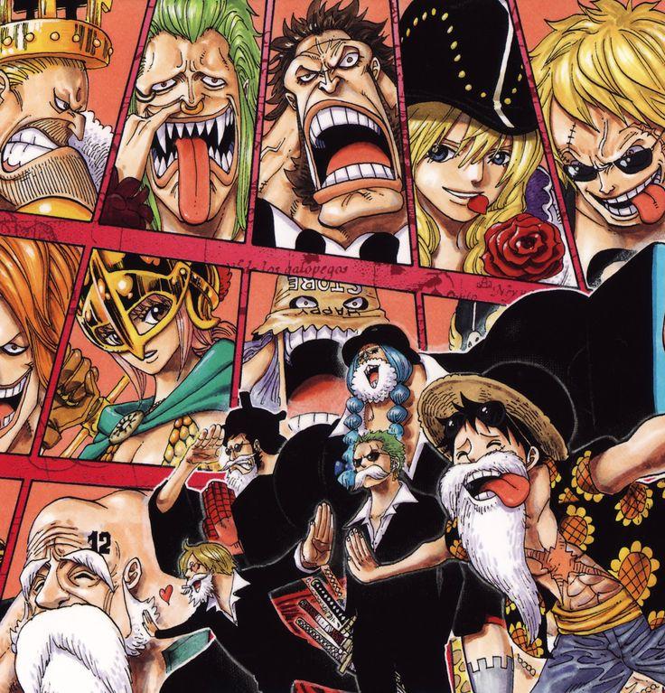 One Piece *-*