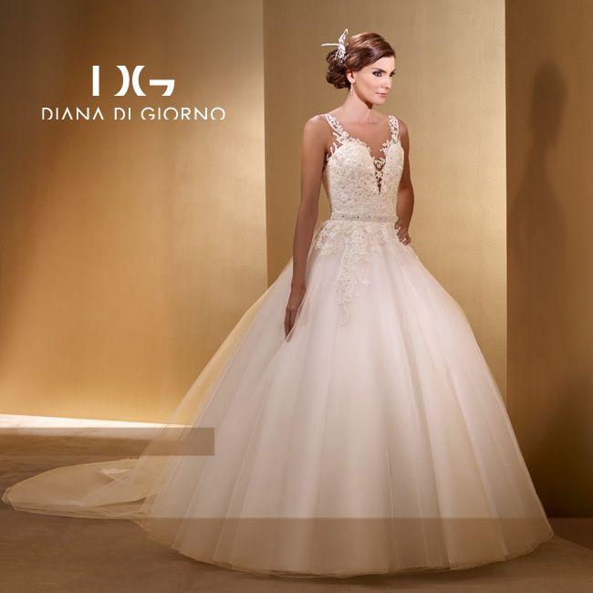 Mejores 46 imágenes de Vestidos de novia en Pinterest | Vestidos de ...