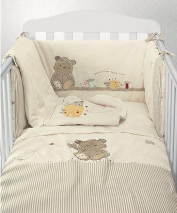 Mothercare Precious Bear Bed In A Bag