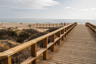 Praia do Alvor Algarve plage