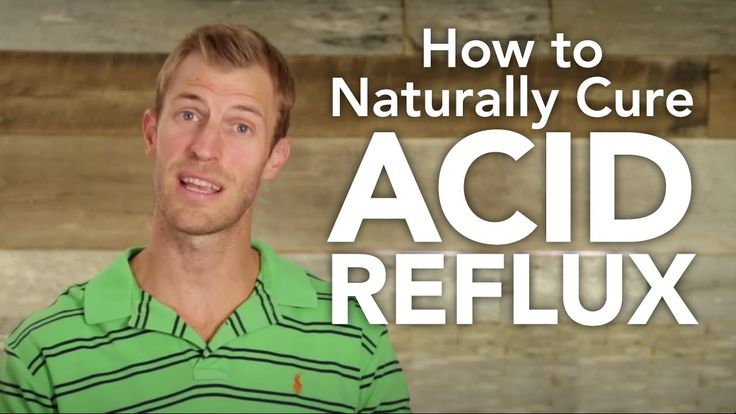 http://draxe.com/ In this video I'm going to go over how to naturally cure acid reflux. I will share my acid reflux diet, the best supplements to take, and t...
