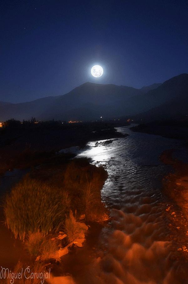 Valle del Elqui, Chile.