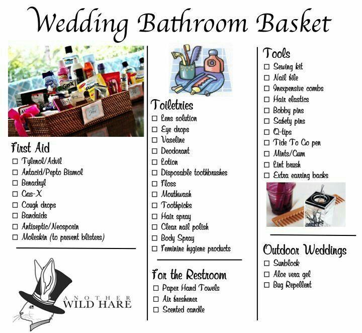 Pin by amy beth on wedding reception listu pinterest for Wedding reception bathroom ideas
