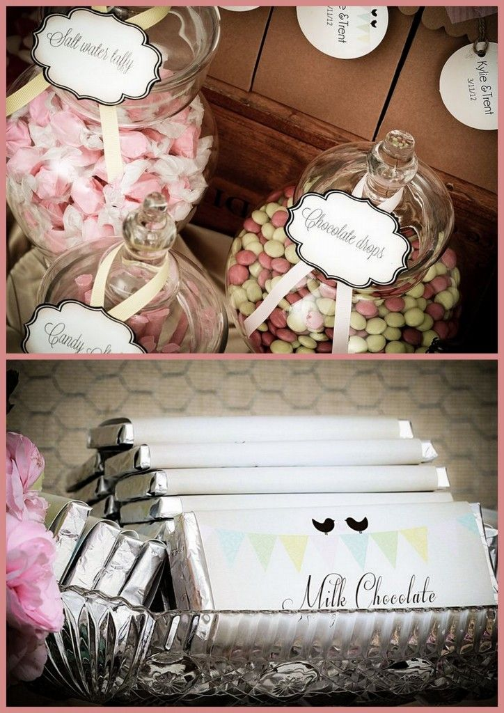 Vintage Lolly Buffet