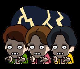 SHINee - LINE Creators' Stickers