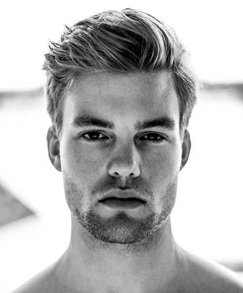 Miraculous 1000 Images About Haircuts On Pinterest Men39S Hairstyle Men Short Hairstyles Gunalazisus