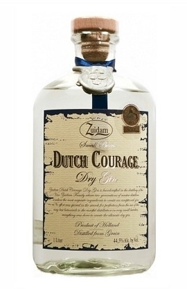 Dutch Courage Dry Gin  Zuidam  44,5%