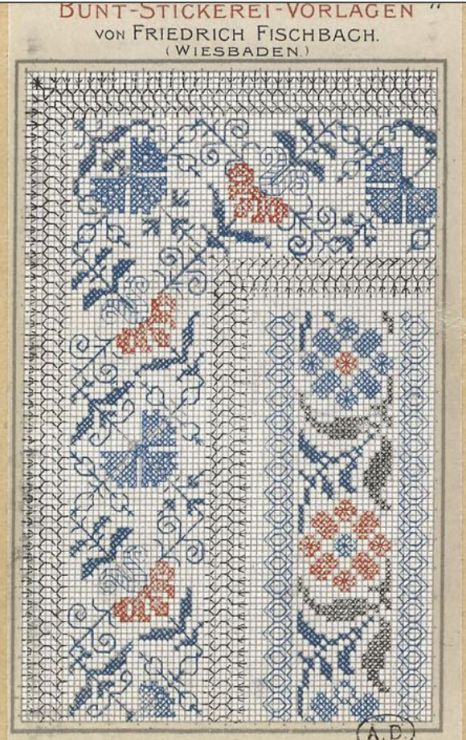 Gallery.ru / Фото #149 - старинные ковры и схемы для вышивки - SvetlanN