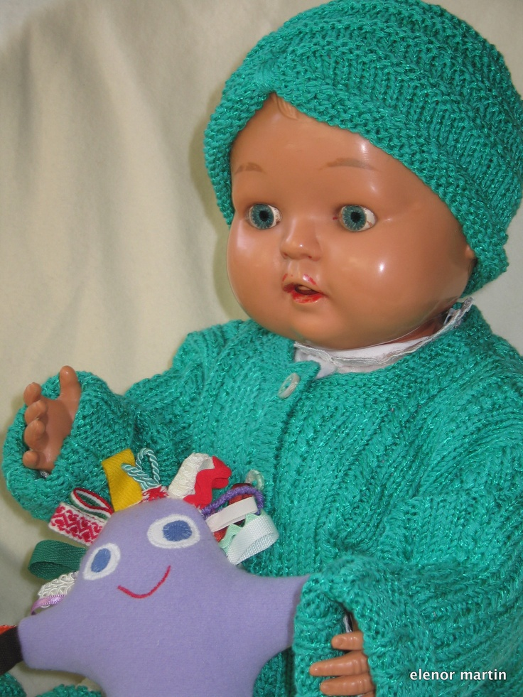 Exelent Daisy May Dolls Knitting Patterns Frieze - Blanket Knitting ...