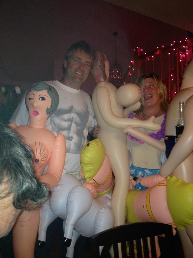 Halloweeen costume orgy