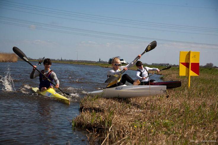 Amsterdam Waterland Marathon #nelo #canoesprint