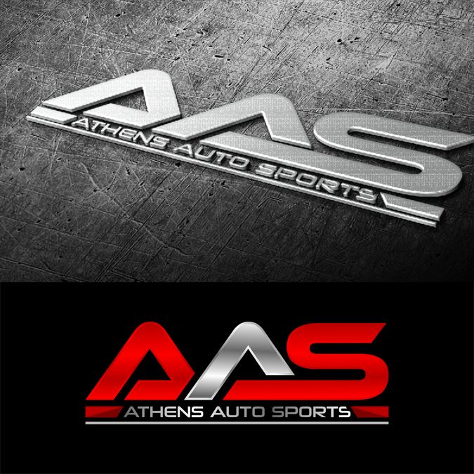 Create a sleek logo for a luxury custom auto shop- think East Coast Pimp My Ride by MisterAdli