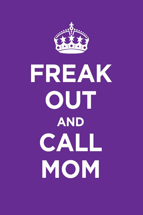 ... Or Dad.Life, Happy Mothers, Quotes, Funny, Truths, Keep Calm, Call Mom, Happy Freak Mothers Day, True Stories