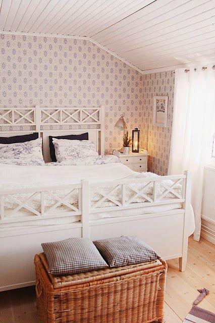 A House With A View: SOVRUM I LANTLIG STIL - TIPS ATT SKAPA STILEN