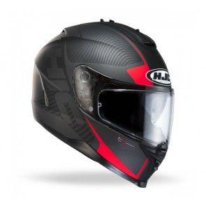 Κράνος HJC IS-17 MISSION RED MC1F http://www.bikers-world.gr/el/helmets.html?cat=7&dir=desc&helmet_material=63&order=price