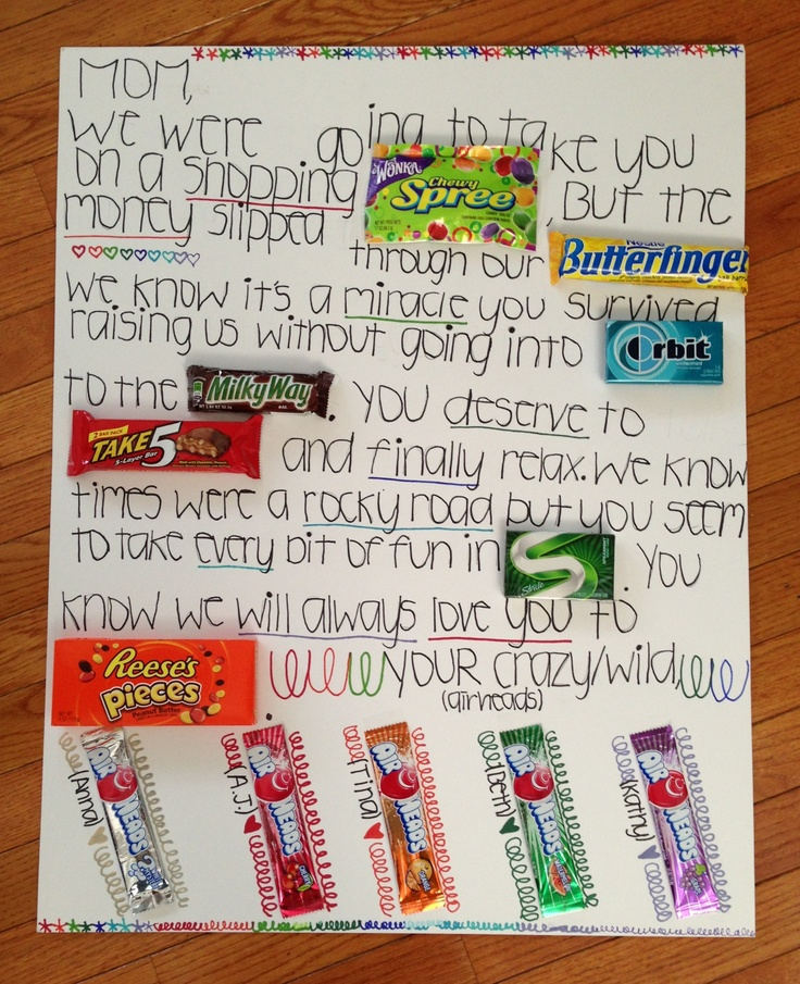 17 best ideas about candy poster board on pinterest for Creative poster board ideas