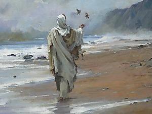 Brian Jekel Life of Christ | Gallery intro—The art of Brian Jekel