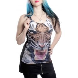 Camiseta Tiger Cupcake Cult / XT3935