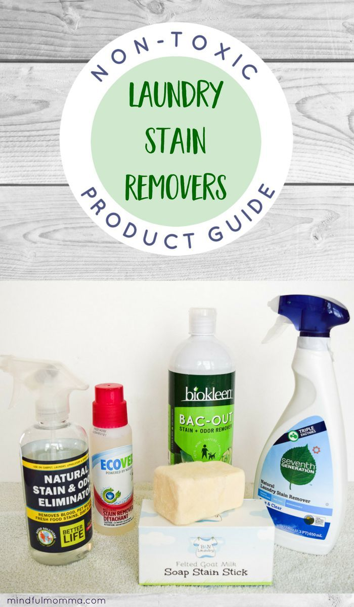5 Eco Friendly Laundry Stain Removers Put To The Test Laundry