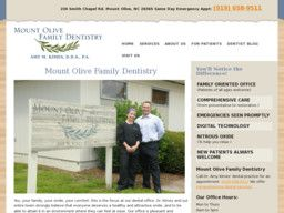 New listing in Dentists added to CMac.ws. Mount Olive Family Dentistry in Mount Olive, NC - http://dentists.cmac.ws/mount-olive-family-dentistry/86435/