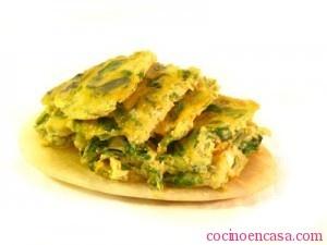 Tortilla de Acelga :) comina chilena