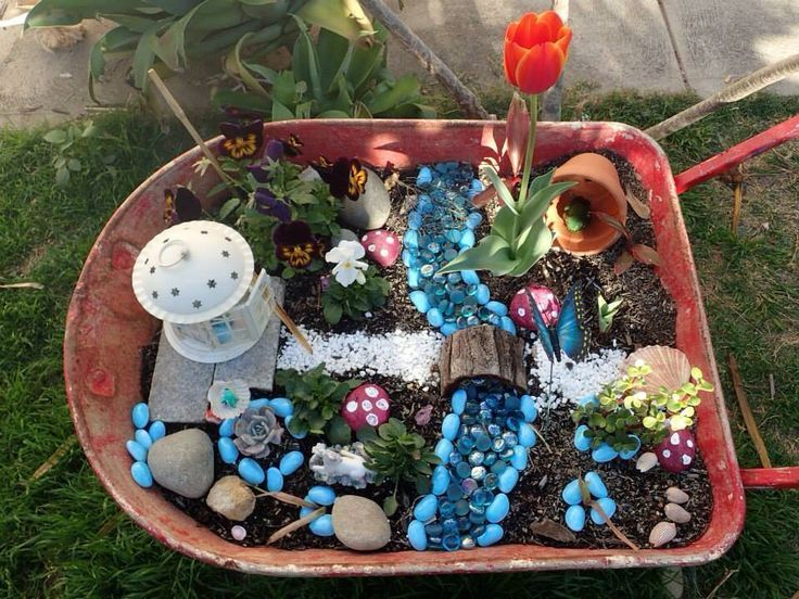 54 best Fairy Gardens images on Pinterest Fairies garden Mini