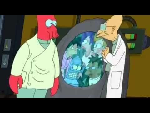 Futurama Full Episodes Season 7 Episode 26 Meanwhile