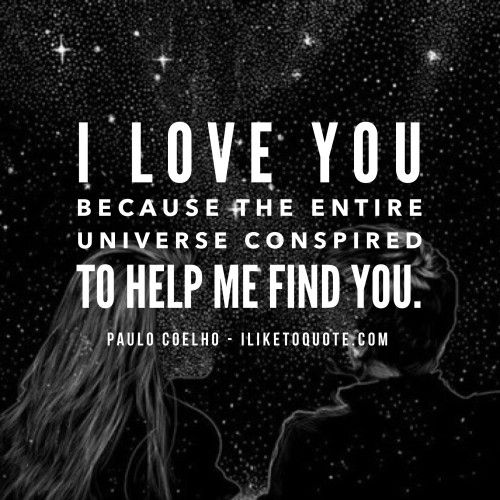 I Love You Because Quotes: 1000+ Images About Love Quotes On Pinterest
