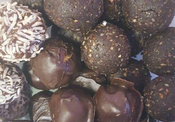 3 Must Make Healthy Protein Balls