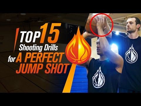 These 15 BASKETBALL SHOOTING DRILLS Will Give You A DEADLY Jump Shot - YouTube