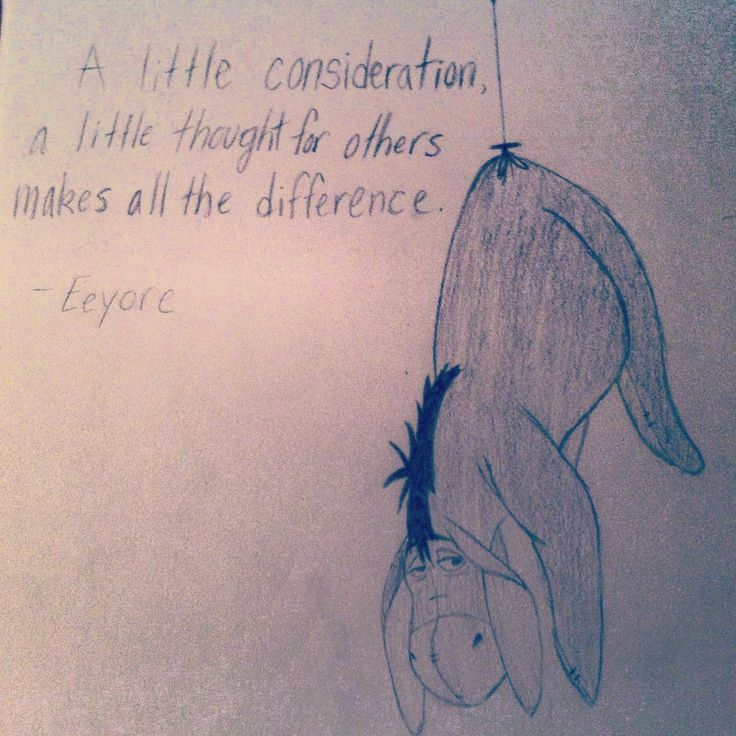 Tattoo Quotes Movies: #eeyore #quote #tattoo #disney