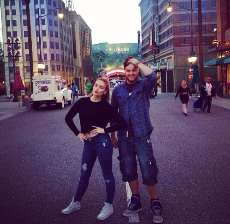 Perrie and Jonnie
