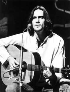 James Taylor <3  i've seen fire and i've seen rain,  i've seen sunny days that i thought would never end, i've seen lonely times when i could not find a friend.  But i always thought that i'd see you again.