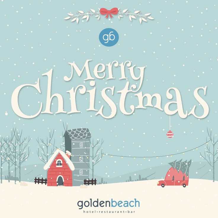 The Golden Beach Hotel Team wishes you Merry Christmas!l! #goldenbeachhotel #goldenbeach #beach #paros #holidays #greece #hotel #summer #toparos