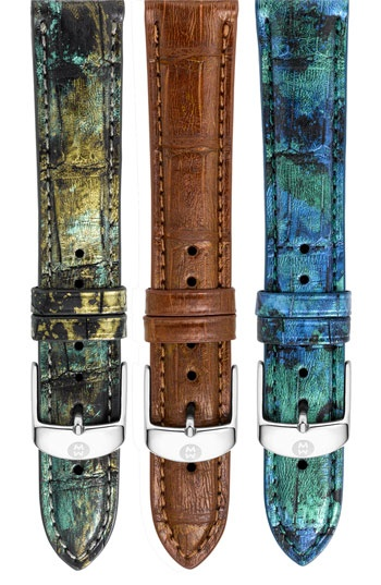 SUPER CUTE! Michele watch bands- on my Christmas wish list for sure!