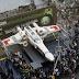 Réplica de nave Star Wars, feita com legos, vira atração em Nova York - AC Variedades