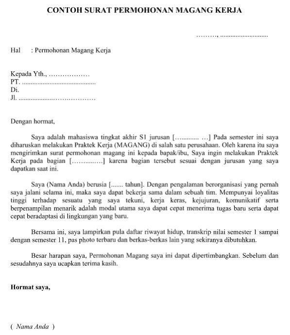 18 Contoh Surat Rayuan Rasmi Pertukaran Tempat Kerja Kumpulan Contoh Surat