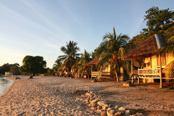 Seraya Island Resort. Photo by Indra Febriansyah