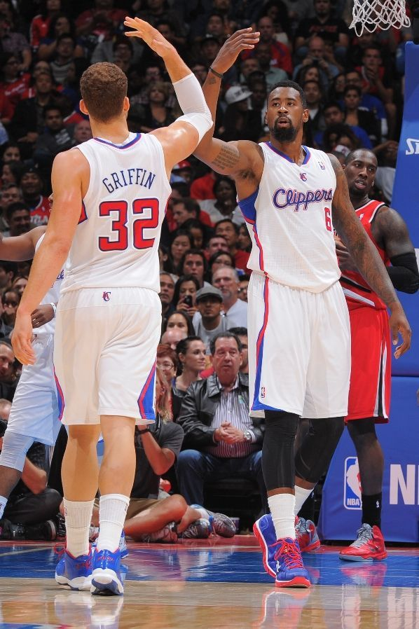 Los Angeles Clippers Basketball - Clippers Photos - ESPN- one of my favorite basketball teams
