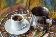Making Authentic Greek Coffee