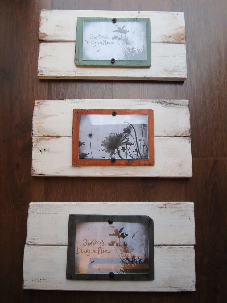Best 58 PLANK FRAMES ideas on Pinterest | Picture frame, Wood frames ...