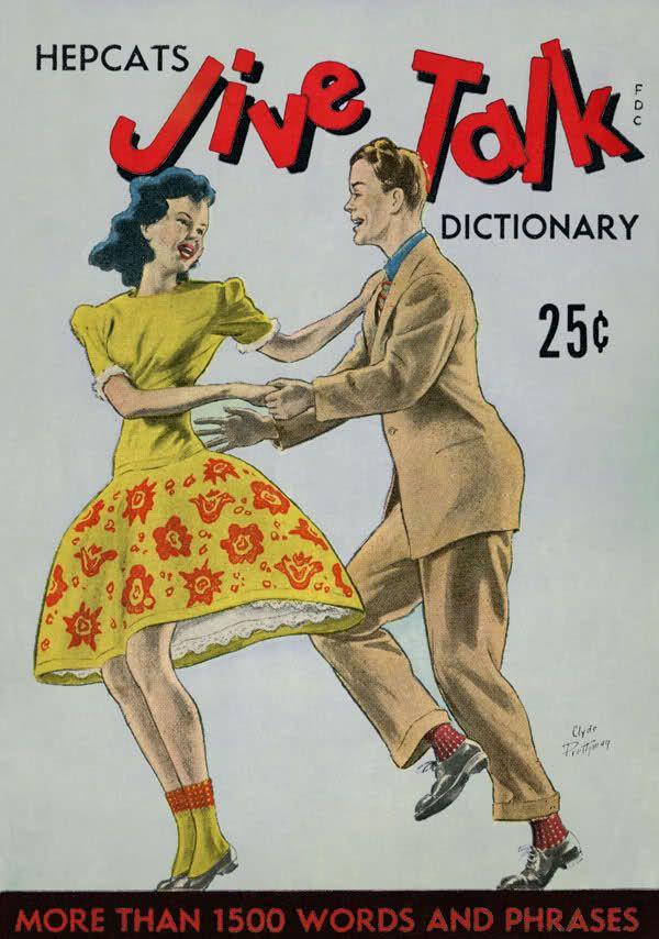 Hepcats Jive Talk Dictionary, 1945
