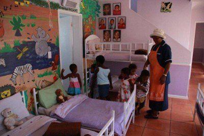 When volunteering at Masigcine Children's Home, you will help the caregivers tend to children that have been abandoned or orphaned.